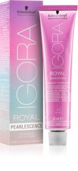 Schwarzkopf Professional IGORA Royal Pearlescence cores pastel para o cabelo