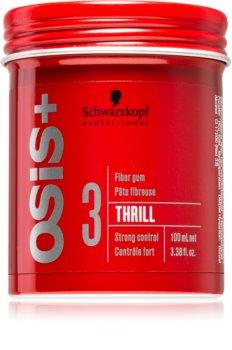 Schwarzkopf Professional Osis+ Thrill Texture guma za modeling jako učvršćivanje