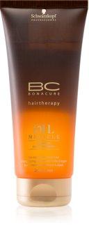 Schwarzkopf Professional BC Bonacure Oil Miracle Argan Oil Hiustenpesuaine Normaaleista Paksuihin Hiuksiin