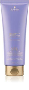 Schwarzkopf Professional BC Bonacure Oil Miracle Barbary Fig Oil shampoing rénovateur pour cheveux très secs et abîmés