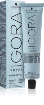 Schwarzkopf Professional IGORA Royal Highlifts перманентна фарба для волосся