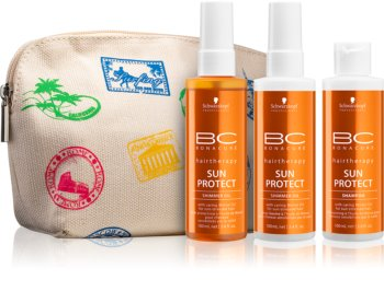 Schwarzkopf Professional BC Bonacure Sun Protect σετ ταξιδιού III. για γυναίκες