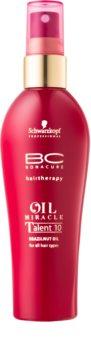 Schwarzkopf Professional BC Bonacure Oil Miracle Brazilnut Oil Hiustenhoito Kaikille Hiustyypeille