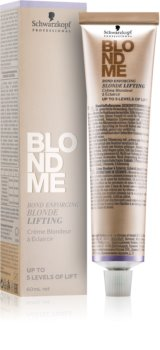 Schwarzkopf Professional Blondme crema decoloranta pentru par blond
