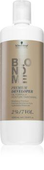 Schwarzkopf Professional Blondme emulsión activadora