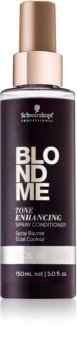 Schwarzkopf Professional Blondme Leave-In Conditioner for Cool Shades of Blonde Hair