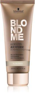 Schwarzkopf Professional Blondme regenerierender Keratin Conditioner für alle blonde Haartypen