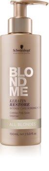 Schwarzkopf Professional Blondme εντατική θεραπεία για όλους τους τύπους ξανθών μαλλιών