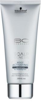 Schwarzkopf Professional BC Bonacure Scalp Genesis активиращ шампоан за разредена коса