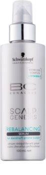 Schwarzkopf Professional BC Bonacure Scalp Genesis serum om de balans van de gevoelige hoofdhuid te herstellen
