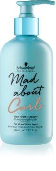Schwarzkopf Professional Mad About Curls нежен шампоан за чуплива коса
