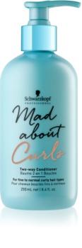 Schwarzkopf Professional Mad About Curls balsam