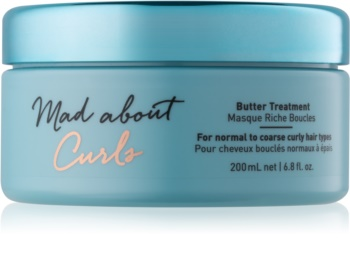 Schwarzkopf Professional Mad About Curls Deep Nourishing Mask for Curly Hair