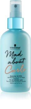 Schwarzkopf Professional Mad About Curls стилизиращ спрей