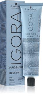 Schwarzkopf Professional IGORA Vario Blond Hair Color