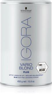 Schwarzkopf Professional IGORA Vario Blond Lightening Powder