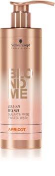 Schwarzkopf Professional Blondme šampon za toniranje za plavu kosu