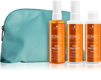 Schwarzkopf Professional BC Bonacure Sun Protect Travel Set III. for Women