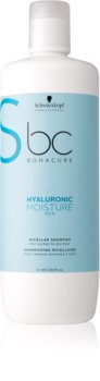 Schwarzkopf Professional BC Bonacure Hyaluronic Moisture Kick micellás sampon száraz hajra