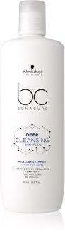 Schwarzkopf Professional BC Bonacure Hair Scalp shampoo micellare per tutti i tipi di capelli