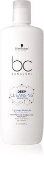 Schwarzkopf Professional BC Bonacure Hair Scalp szampon micelarny do wszystkich rodzajów włosów