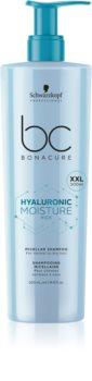 Schwarzkopf Professional BC Bonacure Hyaluronic Moisture Kick Micellar Shampoo For Dry Hair