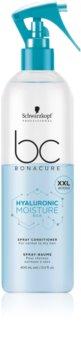 Schwarzkopf Professional BC Bonacure Hyaluronic Moisture Kick acondicionador hidratante en spray para cabello normal y seco