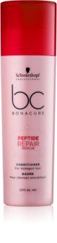 Schwarzkopf Professional BC Bonacure Peptide Repair Rescue après-shampoing pour cheveux abîmés