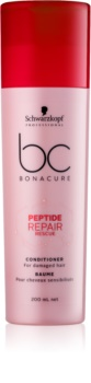 Schwarzkopf Professional BC Bonacure Peptide Repair Rescue Conditioner For Damaged Hair