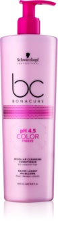 Schwarzkopf Professional BC Bonacure pH 4,5 Color Freeze Micellar Cleansing Condicioner For Colored Hair