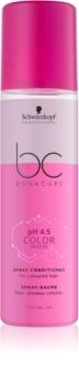 Schwarzkopf Professional BC Bonacure pH 4,5 Color Freeze dvoufázový kondicionér pro barvené vlasy