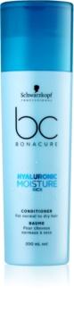 Schwarzkopf Professional BC Bonacure Hyaluronic Moisture Kick après-shampoing pour cheveux normaux à secs