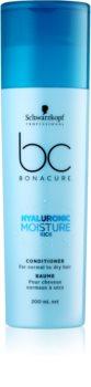 Schwarzkopf Professional BC Bonacure Hyaluronic Moisture Kick balsamo per capelli normali e secchi