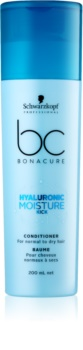 Schwarzkopf Professional BC Bonacure Hyaluronic Moisture Kick Conditioner For Normal To Dry Hair