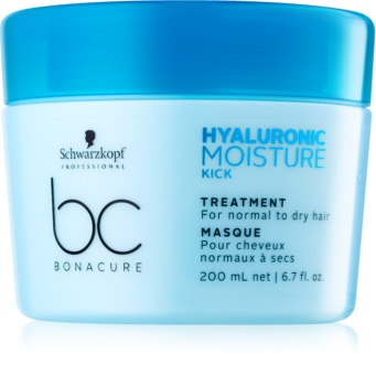 Schwarzkopf Professional BC Bonacure Hyaluronic Moisture Kick Hair Mask with Hyaluronic Acid