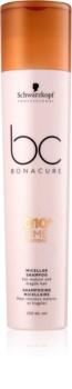 Schwarzkopf Professional BC Bonacure Time Restore Q10 șampon micelar pentru par matur si fragil