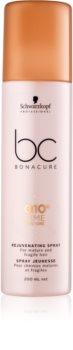 Schwarzkopf Professional BC Bonacure Time Restore Q10 Rejuvenating Spray For Mature And Fragile Hair