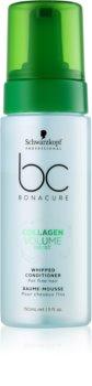 Schwarzkopf Professional BC Bonacure Volume Boost après-shampoing moussant pour cheveux fins