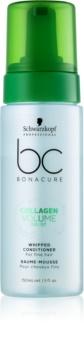 Schwarzkopf Professional BC Bonacure Volume Boost condicionador em espuma para cabelo fino