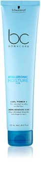 Schwarzkopf Professional BC Bonacure Hyaluronic Moisture Kick Masca multi functionala pentru păr creț