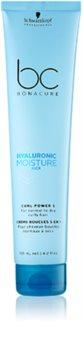 Schwarzkopf Professional BC Bonacure Hyaluronic Moisture Kick multifunkční maska pro kudrnaté vlasy