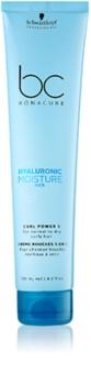 Schwarzkopf Professional BC Bonacure Hyaluronic Moisture Kick мултифункционална маска за къдрава коса