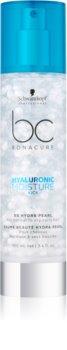 Schwarzkopf Professional BC Bonacure Hyaluronic Moisture Kick Feuchtigkeitsspendendes Serum mit ernährender Wirkung mit Hyaluronsäure