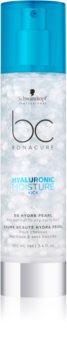 Schwarzkopf Professional BC Bonacure Hyaluronic Moisture Kick hydratační a vyživující sérum s kyselinou hyaluronovou