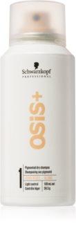 Schwarzkopf Professional Osis+ Boho Rebel shampoo secco rinfrescante per capelli biondi