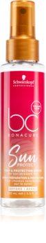 Schwarzkopf Professional BC Bonacure Sun Protect Schützender Spray für durch Chlor, Sonne oder Salzwasser geschädigtes Haar