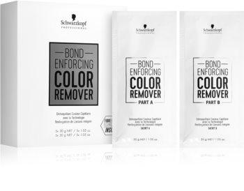 Schwarzkopf Professional Bond Enforcing Color Remover продукт за отстраняване на цвета