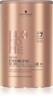 Schwarzkopf Professional Blondme Premium Aufheller mit Tonerde