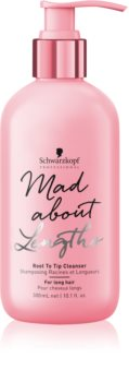 Schwarzkopf Professional Mad About Lengths shampoing purifiant pour tous types de cheveux