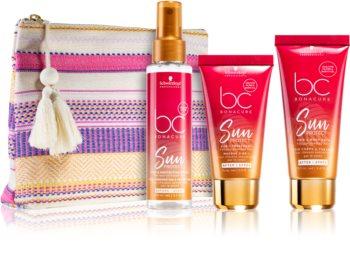 Schwarzkopf Professional BC Bonacure Sun Protect Travel Set for Sun-Stressed Hair